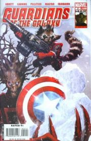 Guardians Of The Galaxy #2 (2008) Marvel comic book